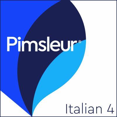 Pimsleur Italian Level 4 MP3