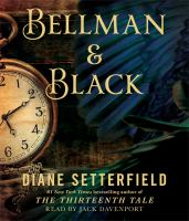 Bellman & Black: A Ghost Story by Diane Setterfield