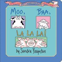 Moo, baa, la la la!
