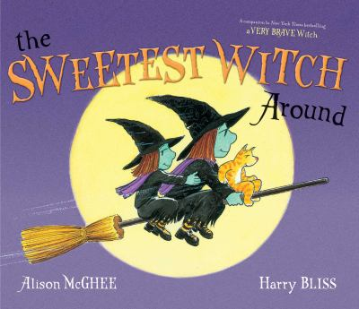 Link to Catalogue record for The sweetest witch around