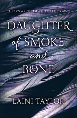 Link to Catalogue record for Daughter of smoke and bone