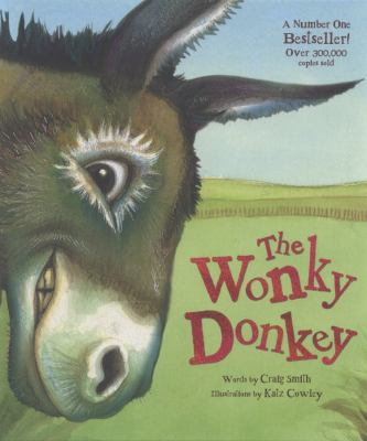 Link to Catalogue record forTHE WONKY DONKEY