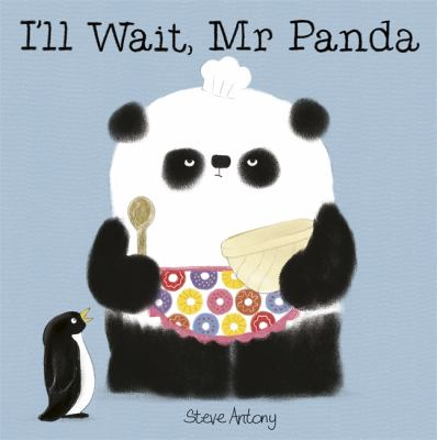 Link to Catalogue record for I'll wait, Mr Panda