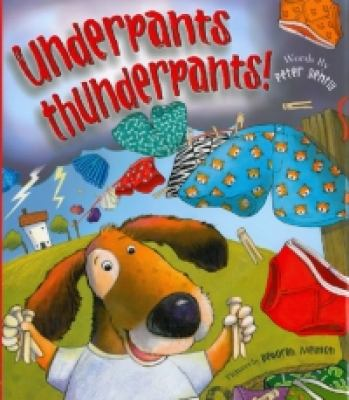 Link to Catalogue record for Underpants thunderpants!