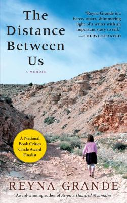 The distance between us [book club set] : a memoir