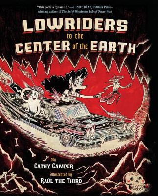 Lowriders to the center of the Earth.