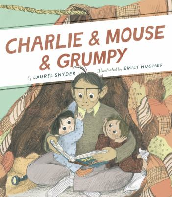 Charlie & Mouse & Grumpy.