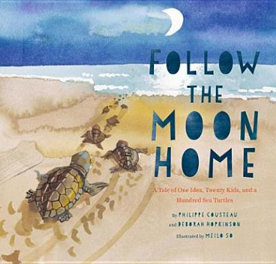 Follow the Moon Home.