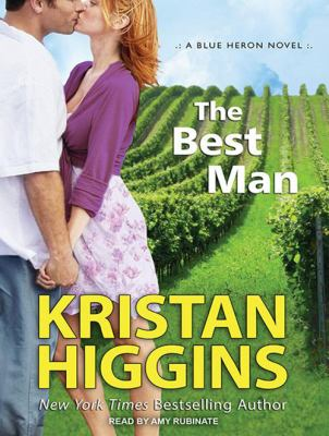 The best man: a Blue Heron novel