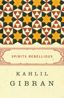 Spirits Rebellious.