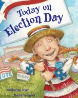 Today on Election Day.