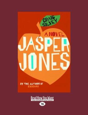 Book cover for Jasper Jones large print