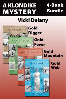 The klondike mysteries 4-book bundle