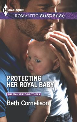 Protecting her royal baby