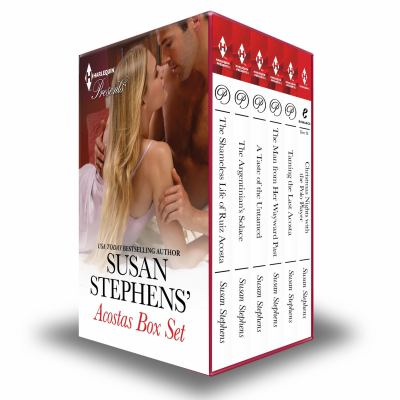 Susan Stephens' Acostas box set