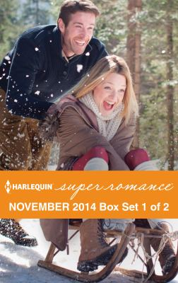 Harlequin Superromance November 2014 - Box Set 1 of 2 : One Frosty Night\The South Beach Search\All That Glitters