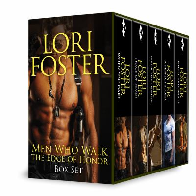 Men who walk the edge of honor box set