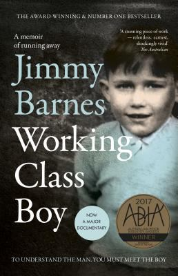 Book cover of Working Class Boy
