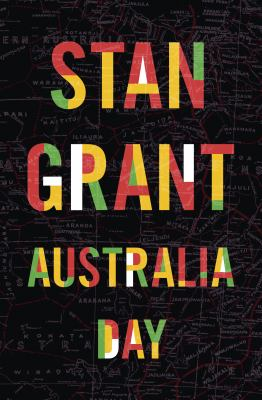 Book cover for Australia Day by Stan Grant