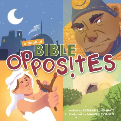 A Book of Bible Opposites