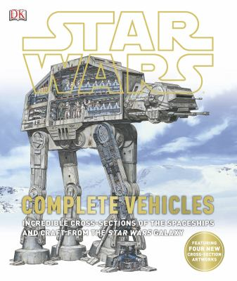 Star wars, complete vehicles