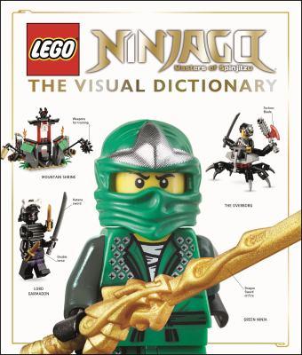LEGO Ninjago, masters of spinjitzu :  the visual dictionary