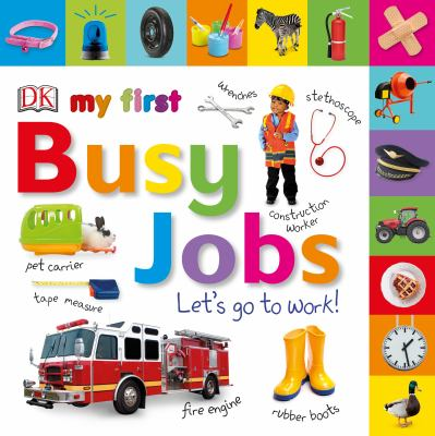 My first busy jobs :  let's go to work