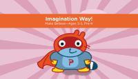 Imagination Way! Make Believe.