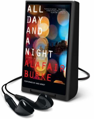 All day and a night a novel of suspense