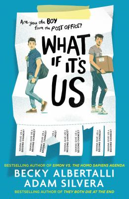 Book cover for What if it's us