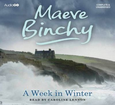 Cover Image for audiobook A week in winter