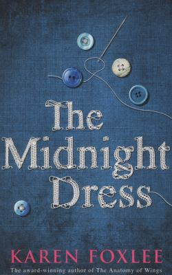 Book cover for The midnight dress