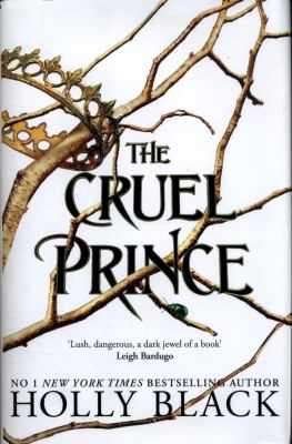 Book cover for The cruel prince