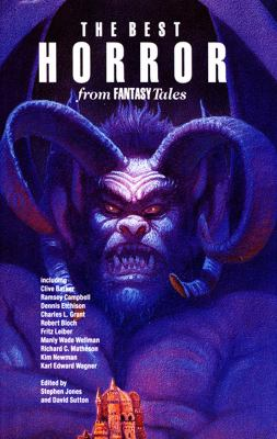 The Best horror from Fantasy tales [electronic resource]