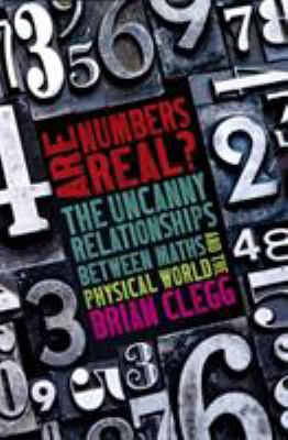 Link to Catalogue record for Are numbers real?