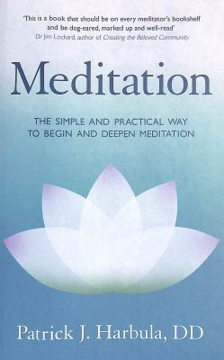 Book cover for Meditation
