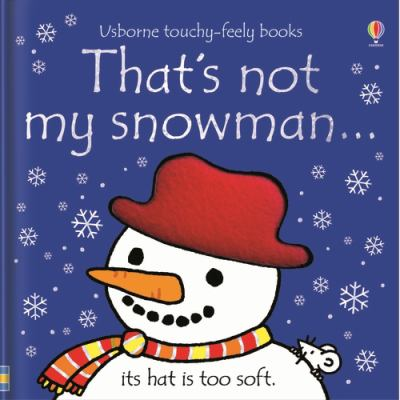 Cover Image for That's Not My Snowman