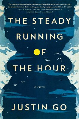 The steady running of the hour