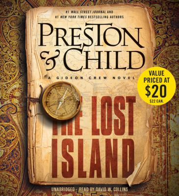 The lost Island : a Gideon Crew novel