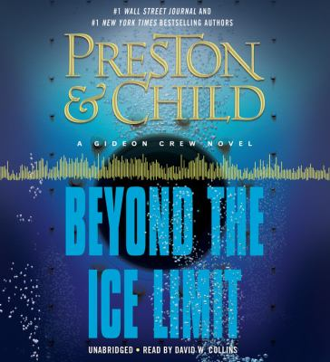 Beyond the ice limit : a Gideon Crew novel