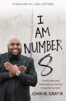 I Am Number 8 Overlooked and Undervalued, but Not Forgotten by God
