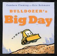 Bulldozer's big day
