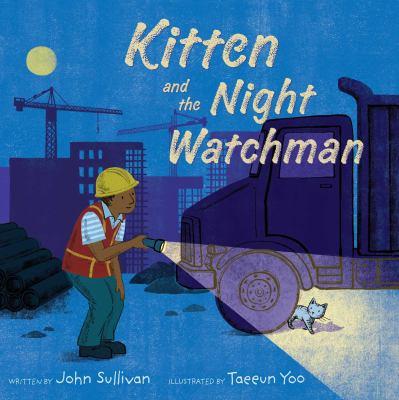 Kitten and the night watchman