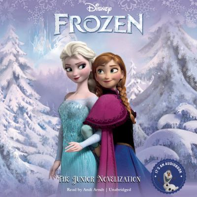 Link to Catalogue record for Frozen (audiobook)