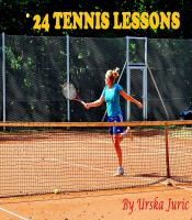24 Tennis Lessons
