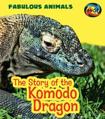 Discover the komodo dragon