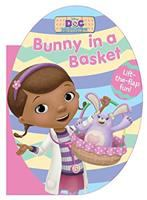 Bunny in a basket