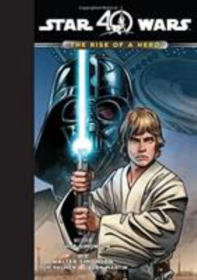 Star wars.   The rise of a hero