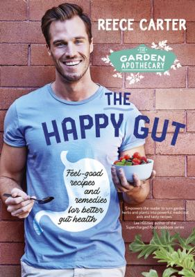 Book cover for The Happy Gut