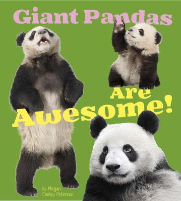 Giant pandas are
